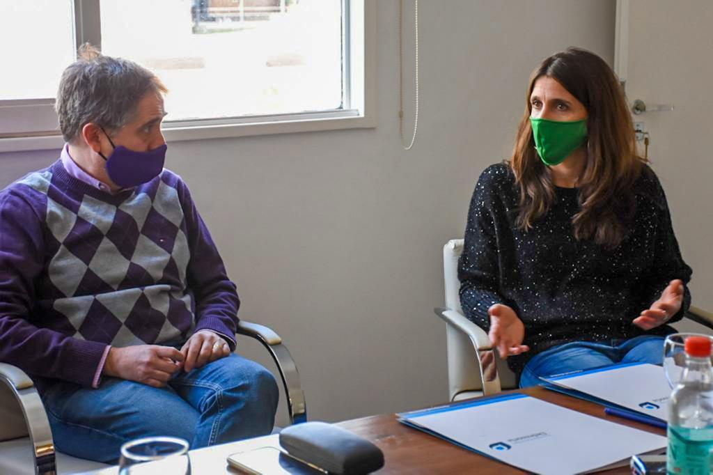 Convenio con la Defensoría del Pueblo bonaerense para un relevamiento en los clubes de barrio