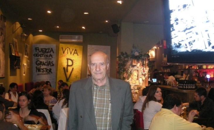 Pesar por la muerte del dirigente social y ex concejal matancero Carmelo Affatato