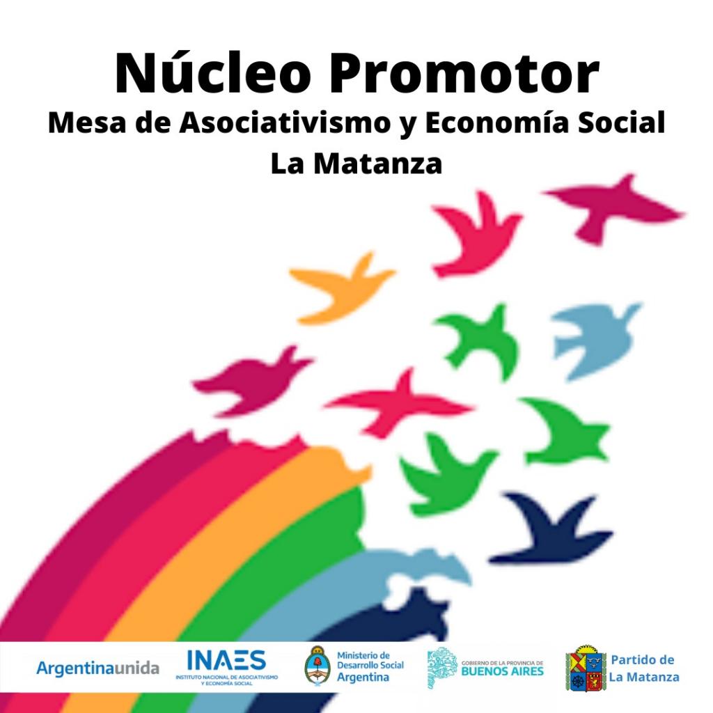 Presentación del Instituto Cooperativo  de Técnicos en Economía Social del NUCLEO PROMOTOR DE LA MATANZA