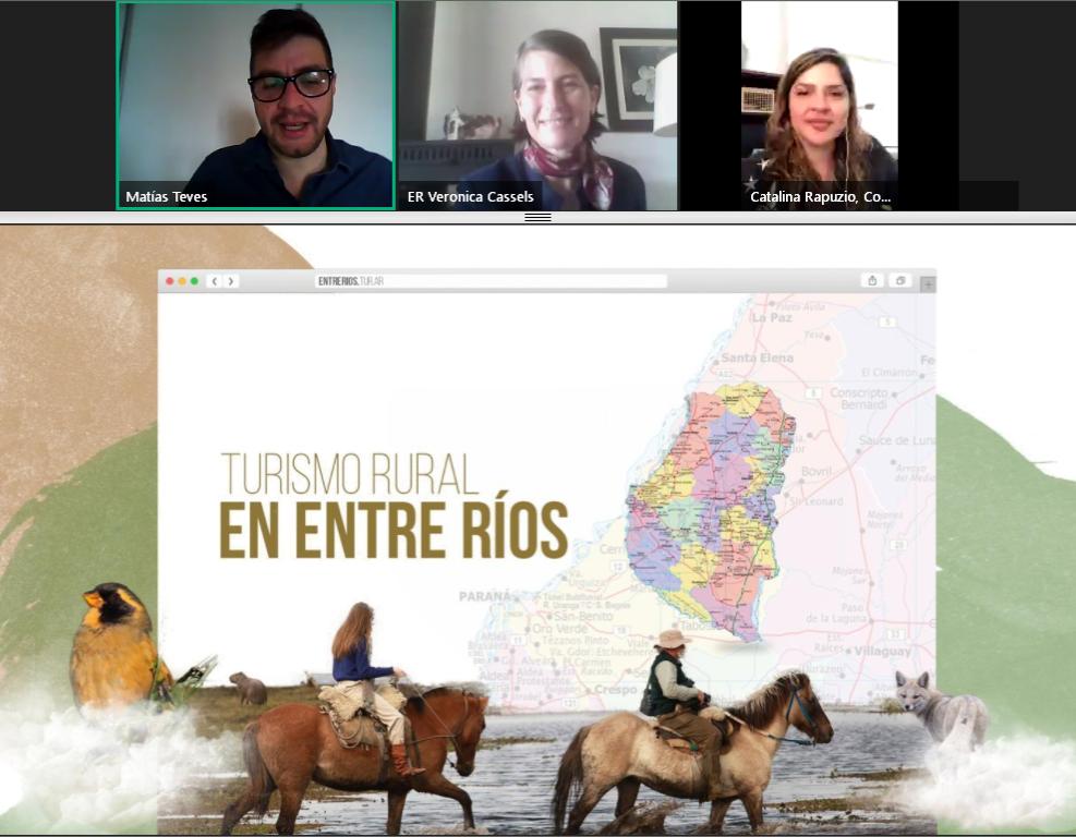 Ciclo de Turismo Rural: la experiencia en Entre Ríos y Santa Fe