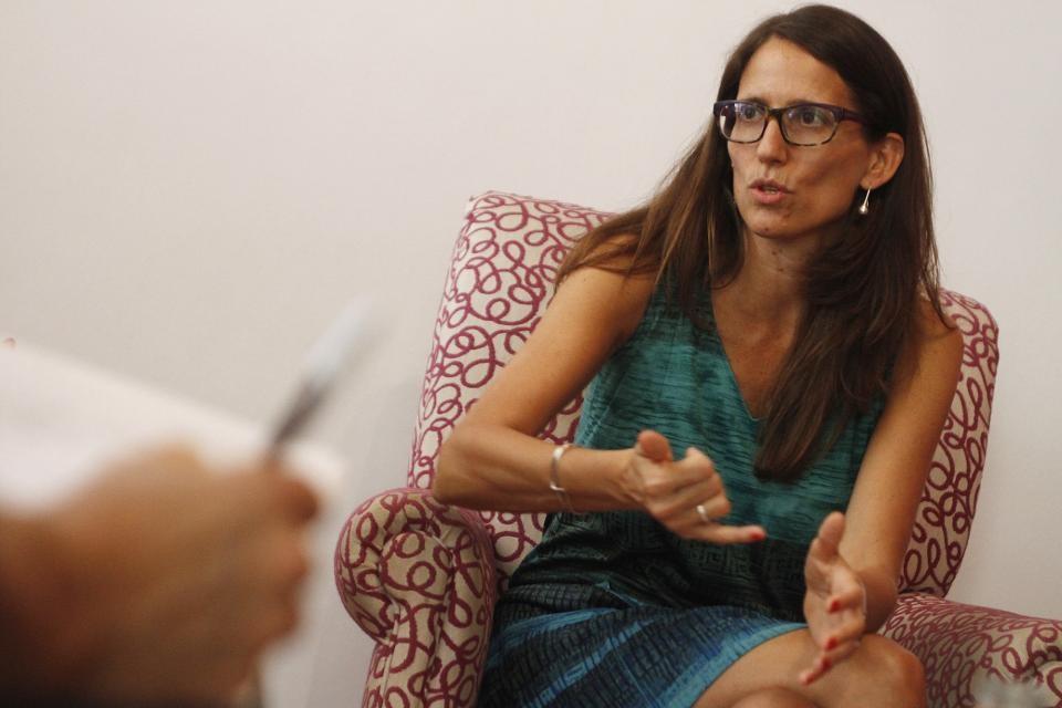 """Elizabeth Gómez Alcorta: """"El proyecto de Presupuesto 2021 refleja el compromiso de esta gestión en avanzar hacia la igualdad de género""""."""