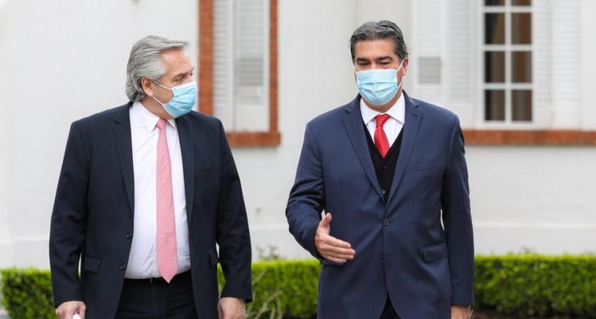 """Alberto Fernández: """"El país que tenemos que hacer es uno más integrado que nos contenga a todos"""""""