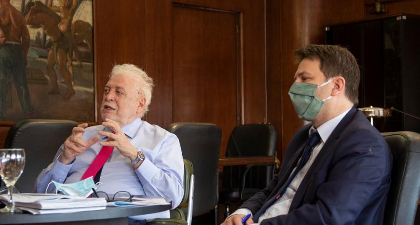 El ministro de Salud participó de un nuevo encuentro virtual del Consejo Federal Legislativo de la Salud