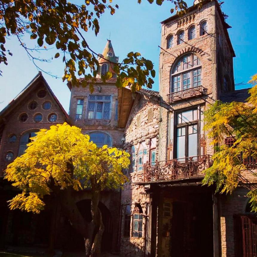 Campanópolis: una aldea con espíritu del medioevo
