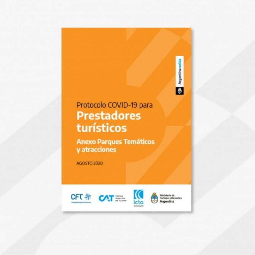 Protocolo COVID-19 para Parques Temáticos