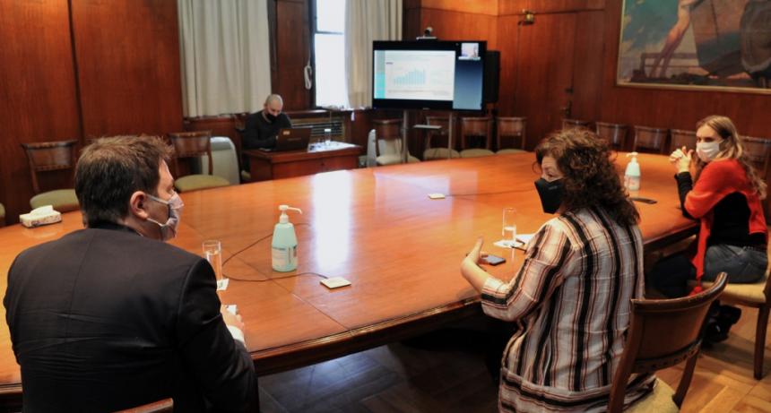 Nación, CABA y provincia de Buenos Aires compartieron aprendizajes y desafíos sobre estrategias de testeo