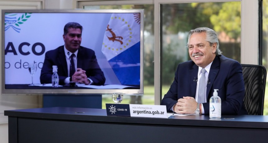 """Alberto Fernández: """"Queremos que la integración con Brasil crezca cada día más"""""""