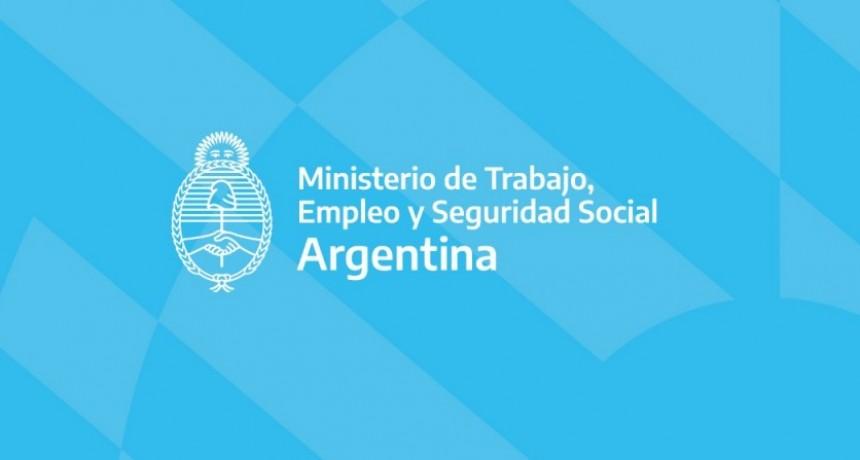 El MTEySS firmó un convenio con el Instituto Nacional de Tecnología Agropecuaria