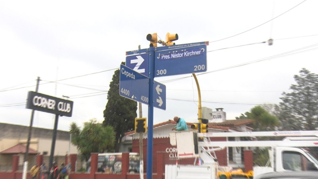 Cambió de mano un tramo de la Ruta 21 en González Catán