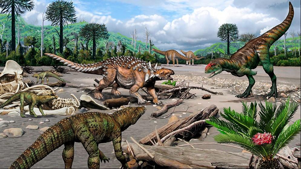 Unos pequeños dientes revelan cómo era la fauna en el extremo sur de la Patagonia hace 80 millones de años
