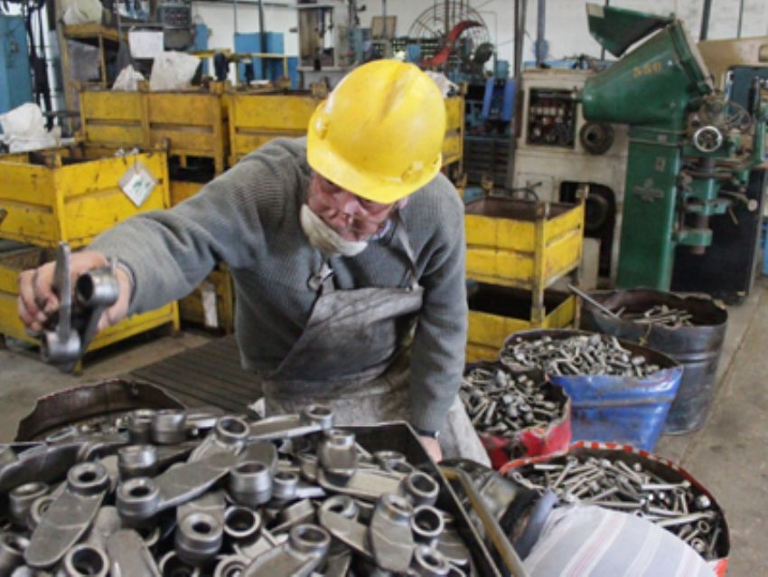"""Juan Zabaleta: """"Estamos transitando un camino de trabajo con las fábricas recuperadas"""""""