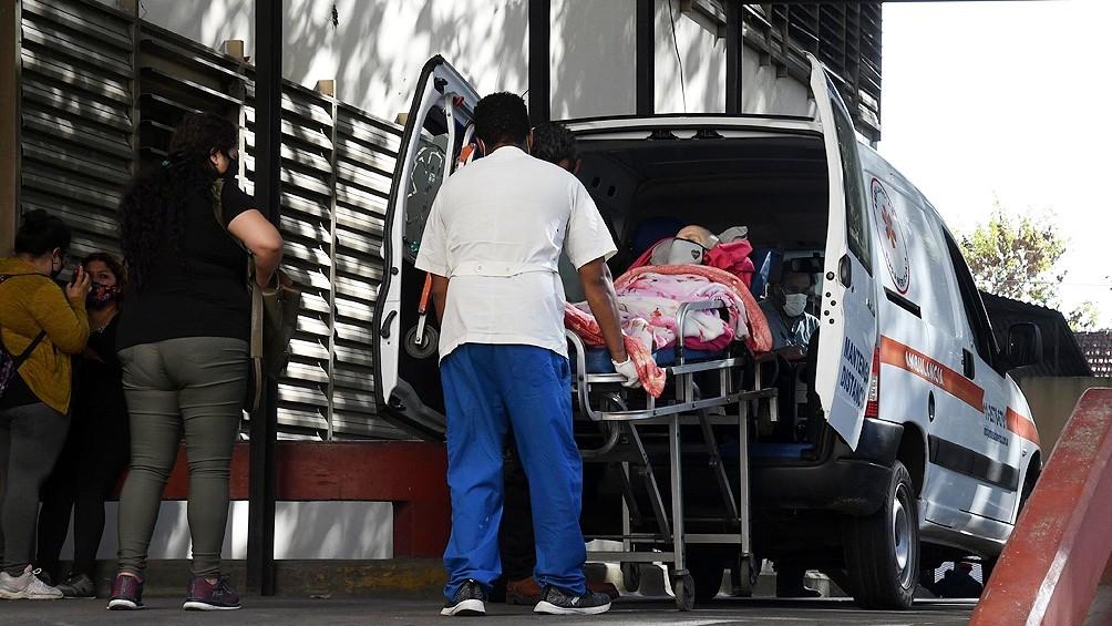 Murieron 185 personas y se registraron 2.308 contagios de coronavirus en el país