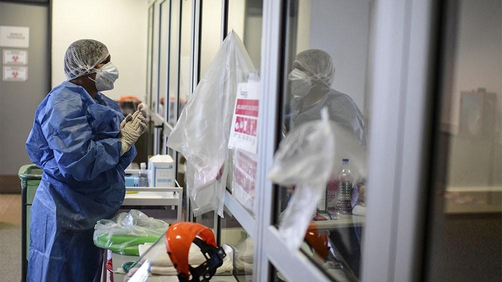 82 personas murieron y se registraron 1.451 nuevos contagios en Argentina