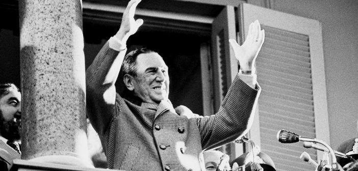 Efeméride nacional del día 23 de Septiembre: Perón electo presidente por tercera vez