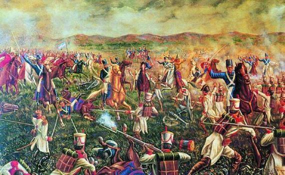 Efeméride nacional del día 24 de Septiembre: Batalla de Tucumán