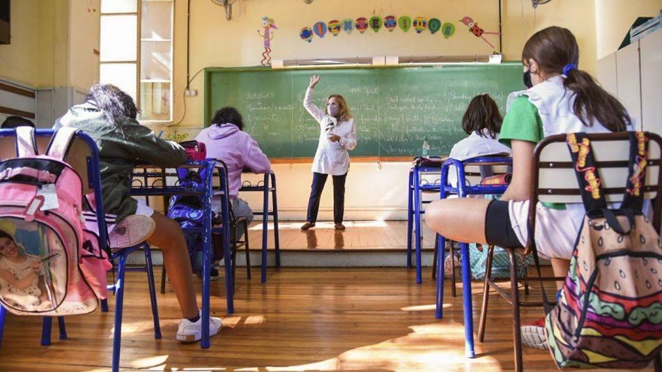 El Ministerio de Educación recomienda el regreso a la presencialidad plena en las 24 jurisdicciones del país