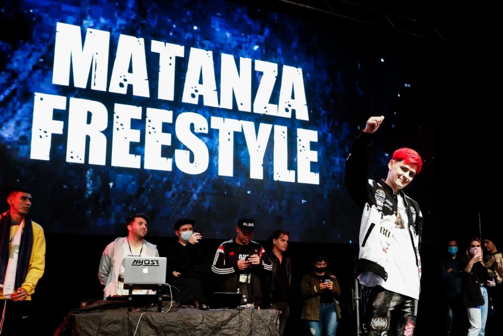 En La Matanza, Lit Killah con 5 mil jóvenes