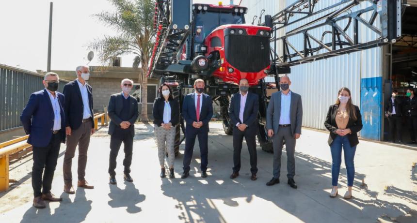 El Ministerio de Producción destinó más de $95.000 millones para la reactivación productiva de Santa Fe