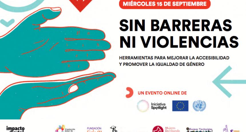 Sin barreras ni violencias: cómo mejorar la accesibilidad y promover la igualdad de género