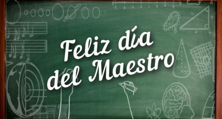Efeméride nacional del día 11 de Septiembre: Día del Maestro