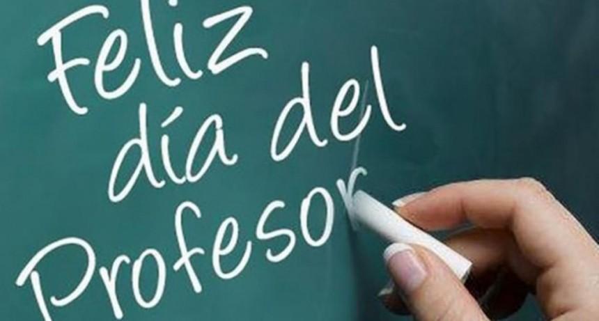 Efeméride nacional del día 17 de septiembre: Día del Profesor