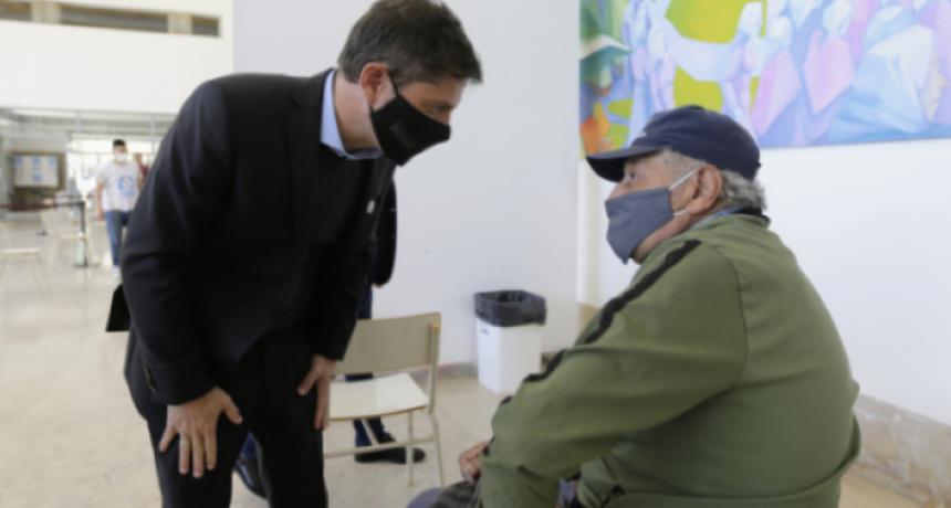La Provincia de Buenos Aires anunció la vacunación libre con segunda dosis para mayores de 60 años
