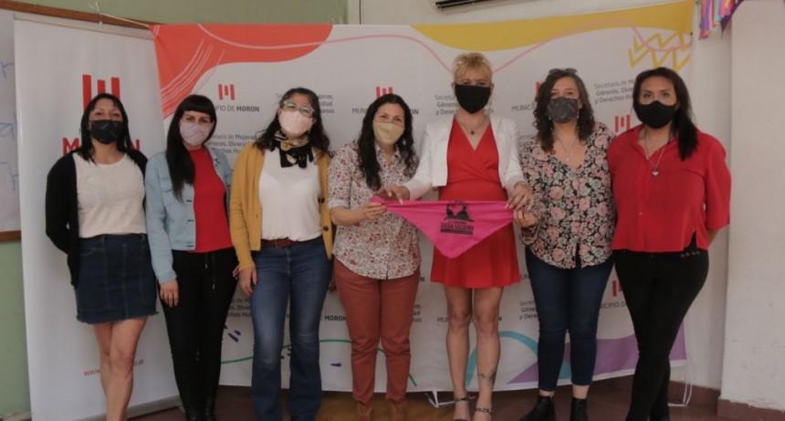 El Municipio de Morón realizó un encuentro por el aniversario de la ley provincial de cupo laboral travesti trans