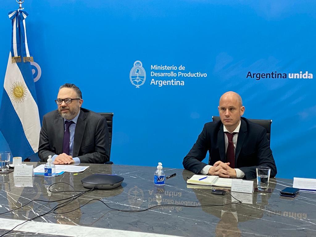 El Gobierno Nacional y Santa Cruz anunciaron una línea de financiamiento conjunta  para PyMEs de la provincia