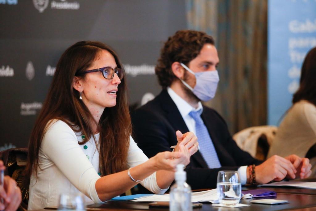 Se realizó la primera reunión del Gabinete Nacional para la Transversalización de las Políticas de Género