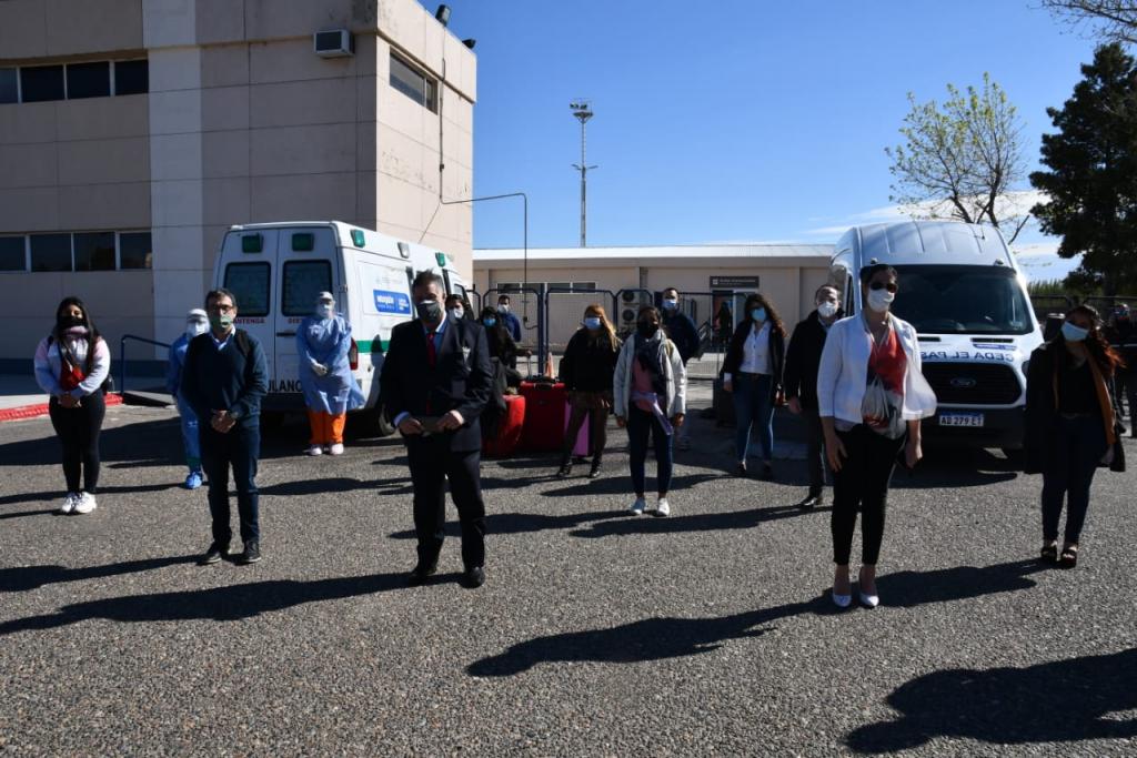 Autoridades sanitarias nacionales encabezan despliegue del DETECTAR Federal