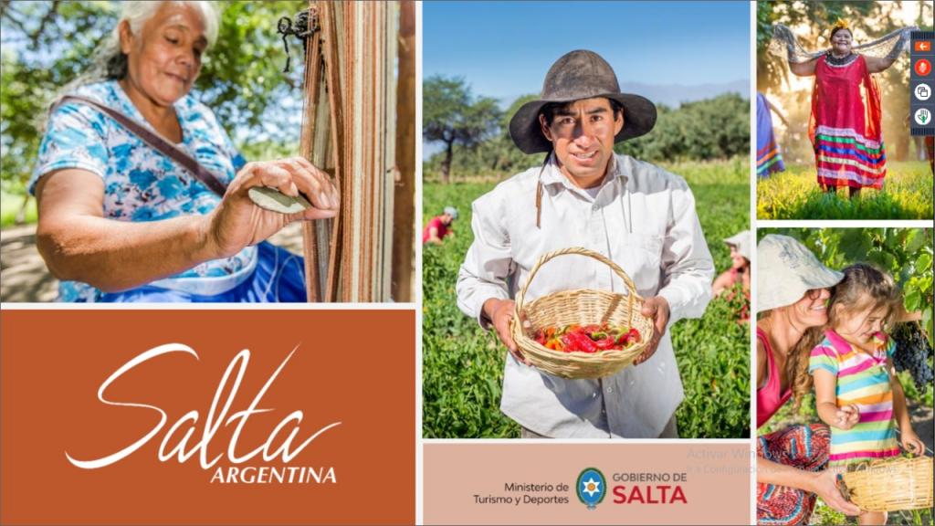 Ciclo de Turismo Rural: presentaciones de Jujuy y Salta