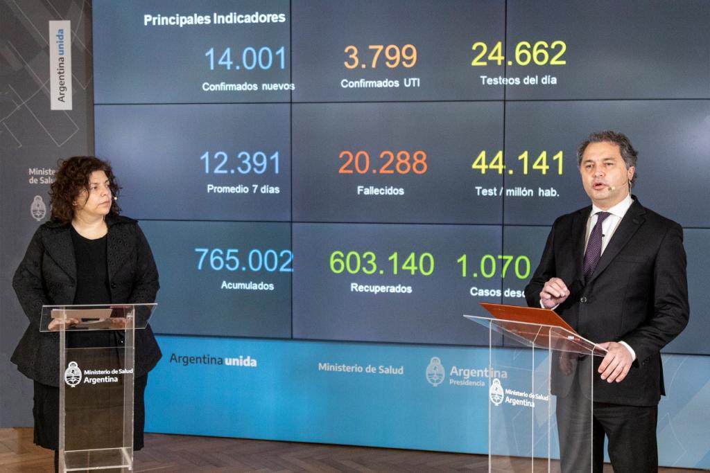 Nuevas provincias presentan transmisión comunitaria de COVID 19