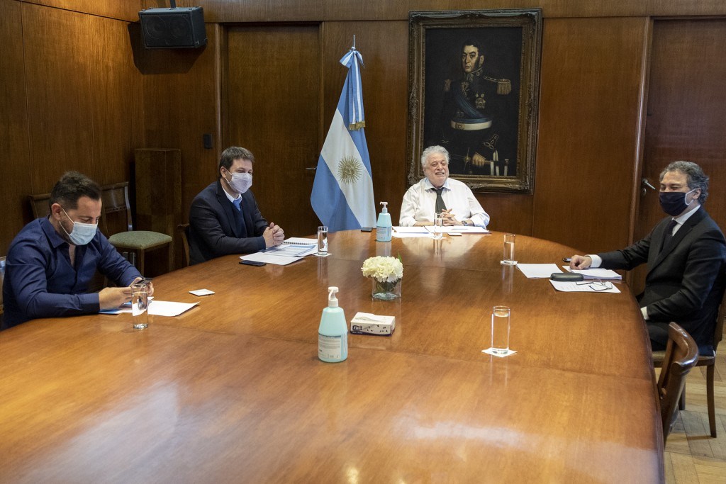González García compartió el avance de las políticas públicas en reunión de COFESA