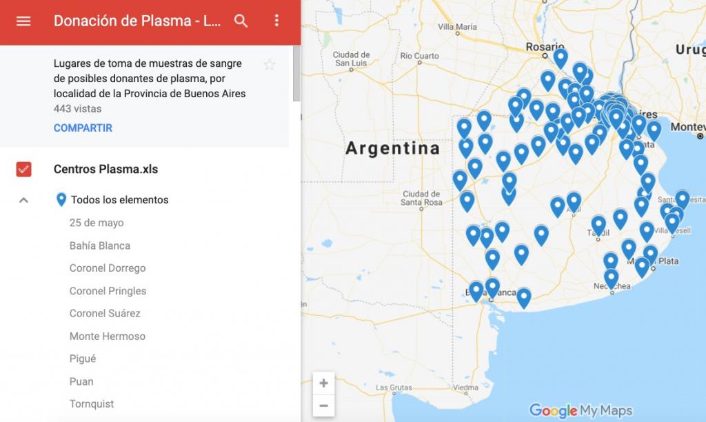 La provincia de Buenos Aires suma herramientas para facilitar la donación de plasma