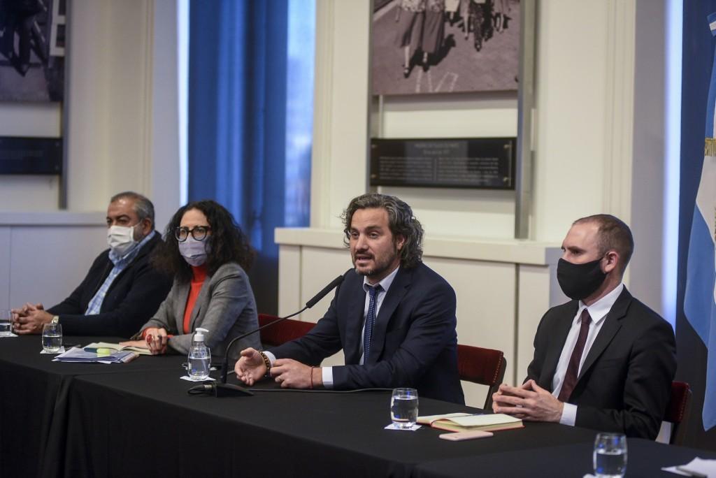 El Gobierno impulsa el acuerdo social con empresarios y gremialistas para avanzar en la reactivación económica