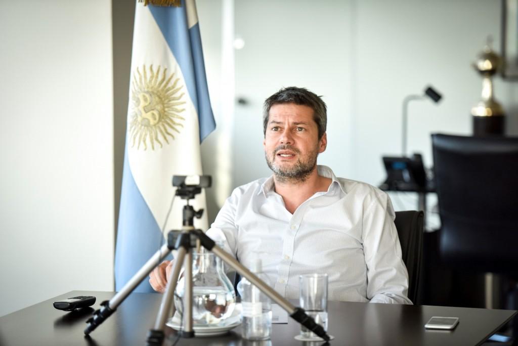 Lammens se reunió con intendentes de Buenos Aires en vista de la temporada de verano