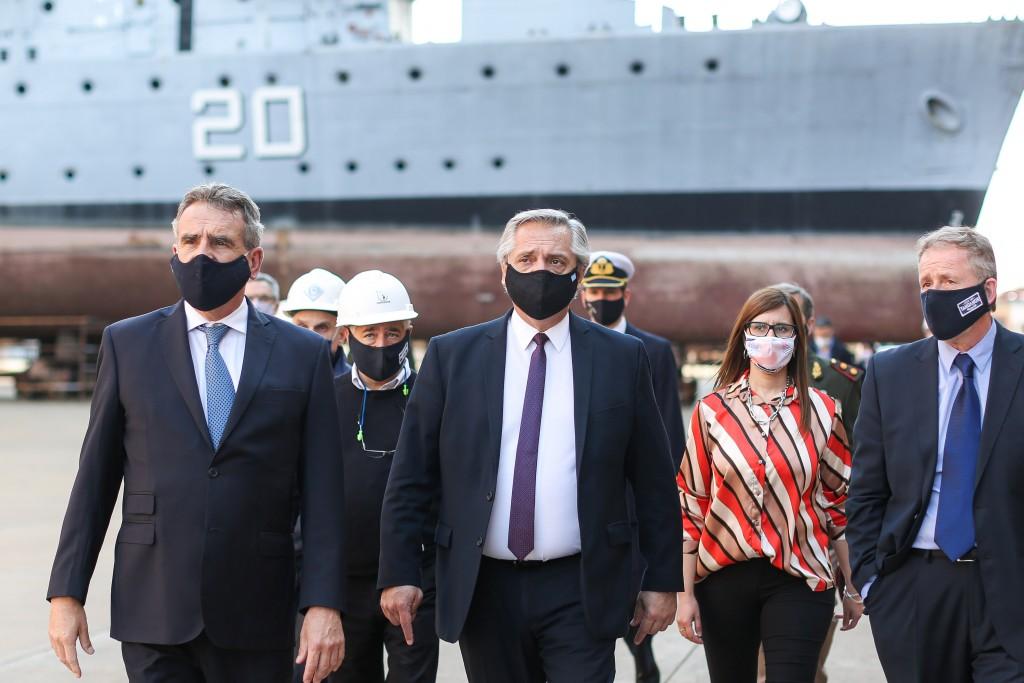 El Presidente anunció la creación del Fondo Nacional de la Defensa con el que se crearán 20 mil puestos de trabajo en 2021