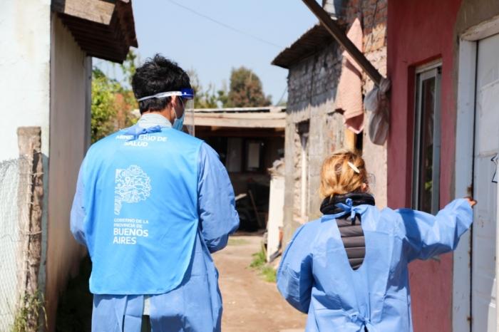 Salud anuncio la ampliación de camas de terapia  intensiva y la llegada de nuevos terapistas a Mar del Plata.
