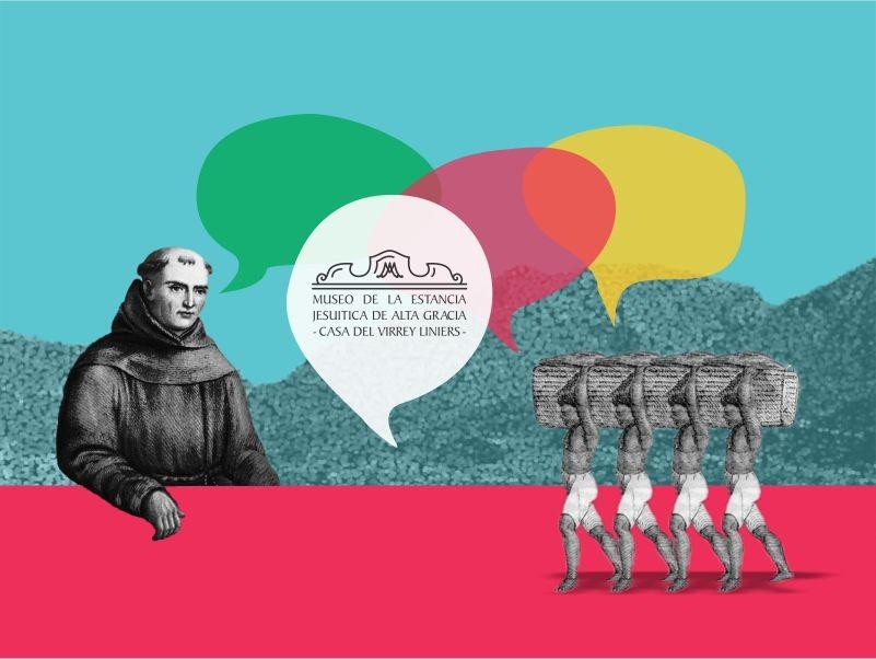 Historias dialogadas en el Museo de la Estancia Jesuítica de Alta Gracia