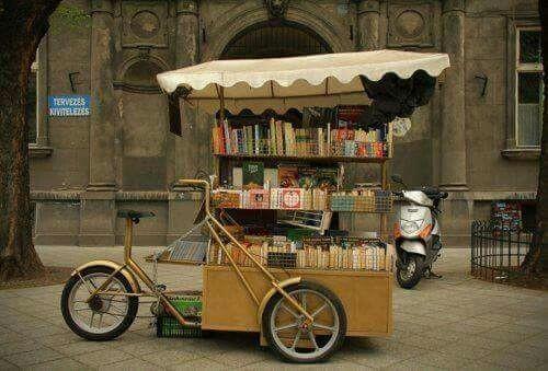 Biblioteca sobre ruedas: una forma de acercar la lectura a todos los rincones