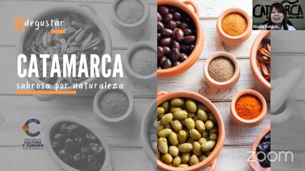 Continúan las presentaciones gastronómicas de DegustAR