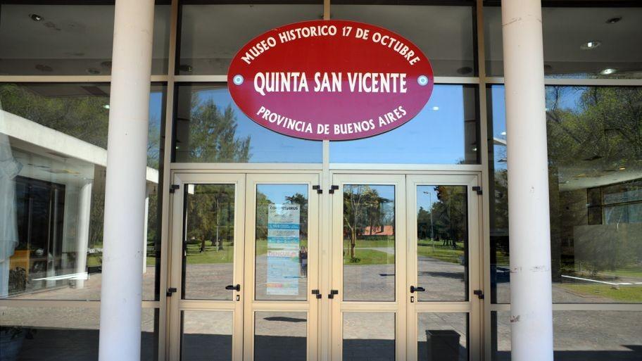 Presentación oficial de la visita virtual al Museo Histórico 17 de Octubre
