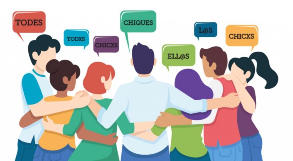 Uso de lenguaje inclusivo