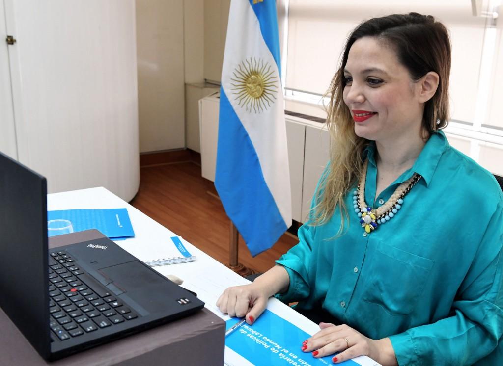 El Ministerio de Trabajo participó de la primera reunión de la Mesa de Coordinación del Gabinete Nacional para la Tranversalización de las Políticas de Género