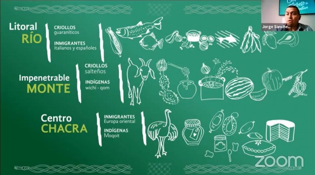 DegustAR: encuentro con las cocinas de Formosa y Chaco