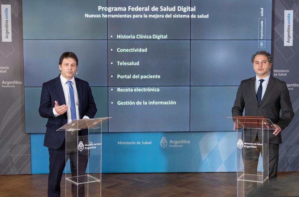 Avanza la implementación del Programa Federal de Salud Digital en todo el país