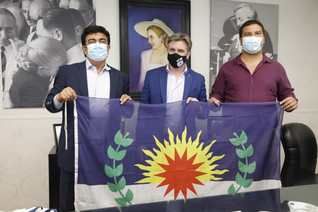 Maradona solidario: las 10 del 10 se lanzan en La Matanza