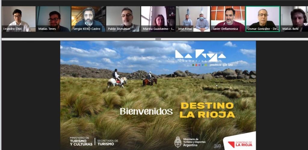 Continua el ciclo de Turismo Rural, esta vez en la Rioja