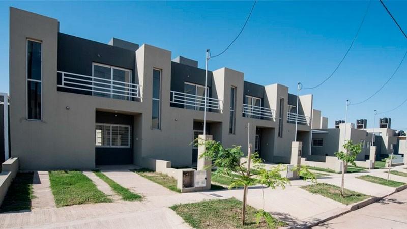 Procrear II lanzó llamados licitatorios para construir 2.801 viviendas