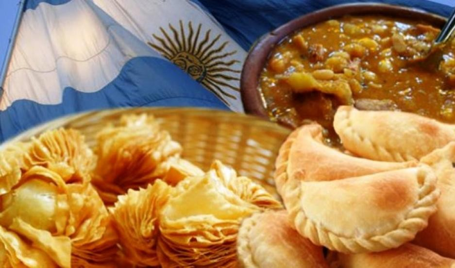 """""""Argentina a la mesa"""" un viaje virtual que recorre la cultura gastronómica de nuestro país"""